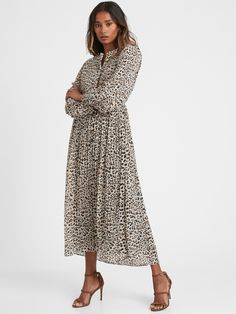 Long Midi Dress, Pleated Midi Dress, Midi Shirt Dress, Dress Up, Pleated Shirt, Dress Clothes, Bridesmaid Dresses With Sleeves, Modest Dresses, Fall Dresses