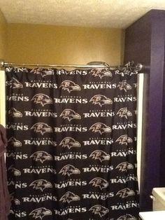 Pic2 Mylia Nixon Baltimore Ravens Bathroom