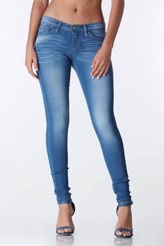 Jeans with a fit like no other! #trendy