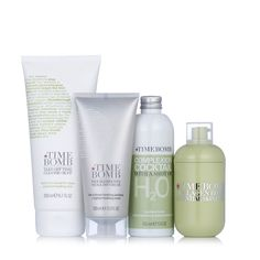 QVCUK TSV Offer 12/03/17 230565 - Lulu's Time Bomb 4 Piece Supersize Anti-Ageing Collection - QVC Price: £92.00   TSV Price: £46.00 + P&P: £4.95 or 2 Easy Pays of £23.00 +P&P All in super sizes, this set of hero skincare from Lulu's Time Bomb features regime staples Take-Off Time Cleanser and Collagen Bomb, plus two targeted treatments; Trouble Shooter and Complexion Cocktail with a shot of H20mega, all formulated to improve the look of elasticity and plumpness in your skin to leave it…
