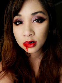 vampire look under 30 minutes