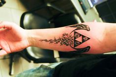 Zelda tattoos are the best tattoos.