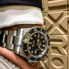 Rolex Sea-Dweller 50th Anniversary 126600 finally is available in Germany.