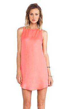 BB Dakota Dahlin Mini Tank Dress in Juice | REVOLVE
