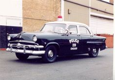 Chicago PD 1954 Ford. ★。☆。JpM ENTERTAINMENT ☆。★。