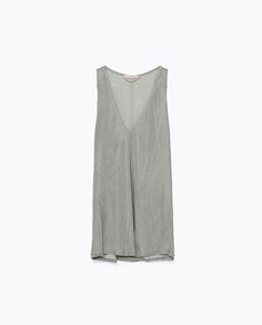 Image 8 of TANK TOP from Zara