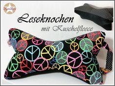 ♥  Nackenkissen, Stillkissen,  Leseknochen  ♥ von ☆ KymBoo ☆ auf DaWanda.com