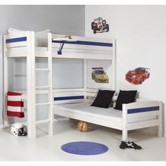 Thuka Trendy 31 High Sleeper A