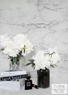 15 % de motif de marbre amovible fond décran par ThinkNoirWallpaper