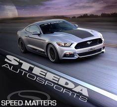 2015 Mustang Mach 1 render.