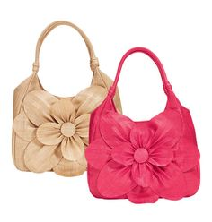 Floral Hobo  Reg. $39.99  Sale $16.99  SAVE 57% While Supplies Last