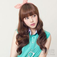 Asian Women Hair Colors and Styles For Spring 2013