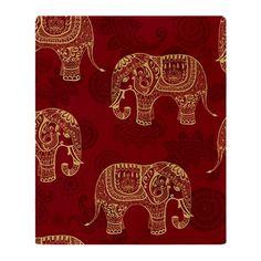 elephant throw blanket - Google Search