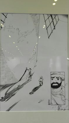Expocomic. Expo Cervantes Don Quijote de la Mancha. Kenny Ruiz