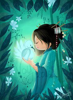 illustration jeunesse japon