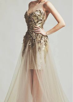 krikor jabotian s/s 2013 love it if only it was the top part all the way down