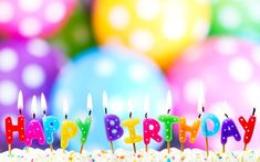 Are You Searching For Happy Birthday Background Images And Quotes ? We Have Collection Of Unique Happy birthday Background Images You can Use It For Your Special's Birthday Surprise Happy Birthday Hd, Best Happy Birthday Quotes, Happy Birthday Cupcakes, Happy Birthday Pictures, Happy Birthday Candles, Happy Birthday Balloons, Happy Birthday Greetings, Free Birthday, Birthday Meals