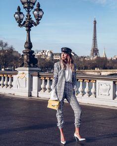 Well suited ✔️ #ootd #whatiwore #paris #love