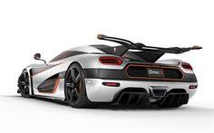 La Koenigsegg One 1, voiture de sport, hypercar, supercars, la Koenigsegg