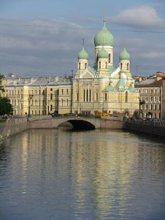 Another cool place to visit one day: St. Petersburg, Russia