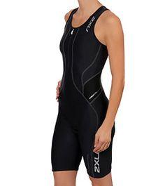 Triathlon suit.
