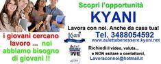 http://aulettabenessere.kyani.net    - http://aulettabenessere.kyani.com/it-it/ http://aulettabenessere.kyani...