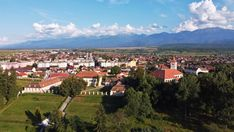 Lazy Summer Days, Medieval Fortress, Summer Palace, Months In A Year, World Heritage Sites, Aerial View, Nice View, Romania, Travel Destinations