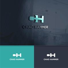Chad Hammer - Personal brand using name needs strong logo