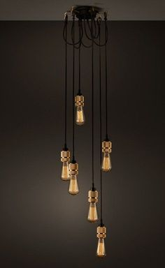 HOOKED 6.0 / mix pendant #lamp by Buster + Punch