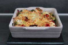 Broccoli zalm ovenschotel Lasagna, Broccoli, Cauliflower, Pasta, Dinner Recipes, Keto, Vegetables, Ethnic Recipes, Food