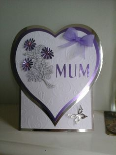 Mothers day card.