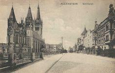 Olsztyn - Allenstein - Allenstenium