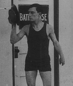 Adorable Buster Keaton