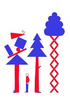Vincent GODEAU - Agence Virginie Gd, Illustrations, Graphic Design, Logos, Cards, Image, Virginia, Illustration, Logo