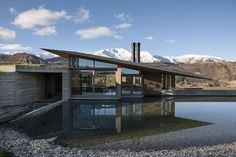 Lake Wakatipu House, Queenstown – New Zealand - The Cool Hunter