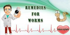 Voidcan.org shares with you simple and easy home remedies for worms treatment
