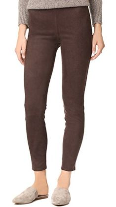 Bijoux Suede Legging By L'agence