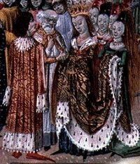 Isabella of France 1292 - 1358 | The marriage of Edward II and Isabella of France.