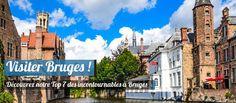 Bruges est surnommée la Venise du Nord à cause de ses canaux. Ils lui donnent un côté romantique et en font une des plus belles villes de Belgique. Les voyageurs ne s'y trompent pas car c'est la plus visitée du pays. Voici notre sélection des lieux et choses incontournables à voir et à faire à Bruges !