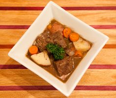 hearty alaska moose stew meat