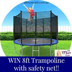 Make Life Easier This XMAS + Trampoline Giveaway - All Mum Said