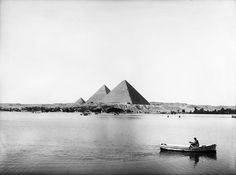 the Nile inundation, 1927