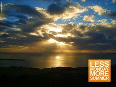 Leda Fornari's World: Less Monday More Summer