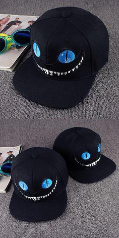 New Men's Women's Cute Snapback Hat Hip-hop Sports Outdoors Cap Adjustable