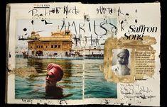 INDIA - Carnet de voyage - Patrick Swirc pour Happy Life magazine Travel Journaling with www.artsandculturaltravel.com