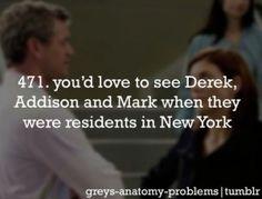 I've got Greys Anatomy Problems
