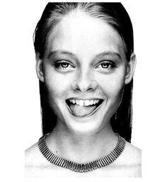 Jodie Foster, Interview Magazine, 1980