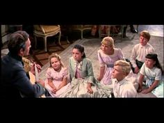 Christopher Plummer - Edelweiss - The Sound of Music . It's when the Captain cannot keep his eye off of Maria