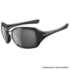 5db304d75a Oakley Women s Necessity Polarized Sunglasses - Polished Black w   Grey  Polarized Lens Get substantial discounts at Oakley using Coupon and Promo  Codes.