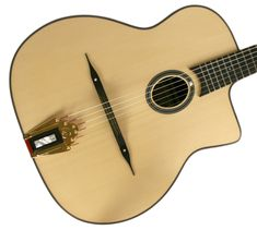 Archtop Guitar, Guitars, Gypsy Jazz, Jazz Guitar, Music Instruments, Musical Instruments, Guitar